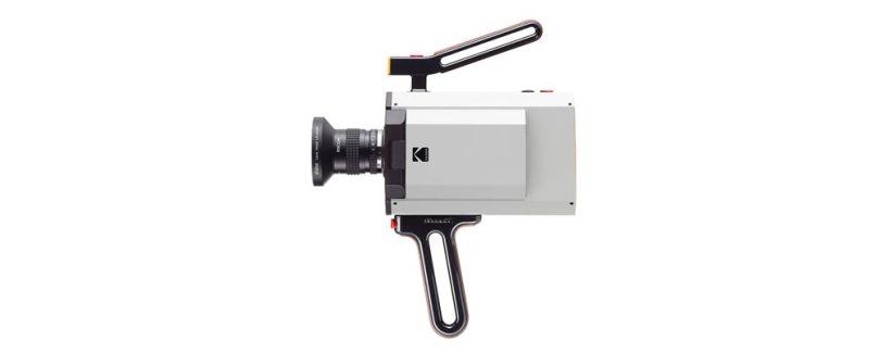 Kodak Super 8 Cine Camera