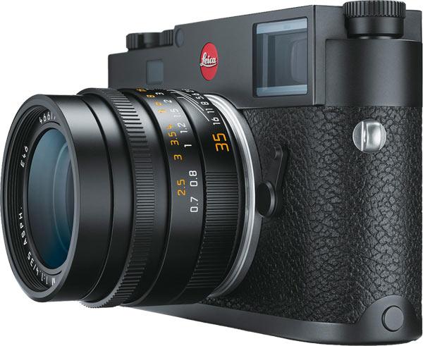Leica M10 (black chrome finish)