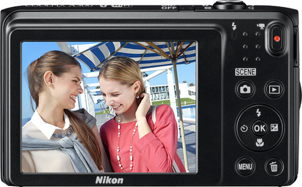 Nikon COOLPIX A300, black