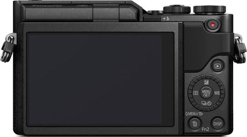 Panasonic LUMIX DMC-GX850 (Black)