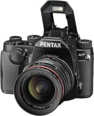 PENTAX KP, black