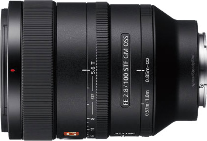 FE 100mm F2.8 STF GM OSS (SEL100F28GM) Mid-Telephoto Prime Lens