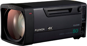 FUJINON UA80x9 1.2x EXT