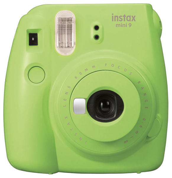 Fujifilm INSTAX® Mini 9: Lime Green color