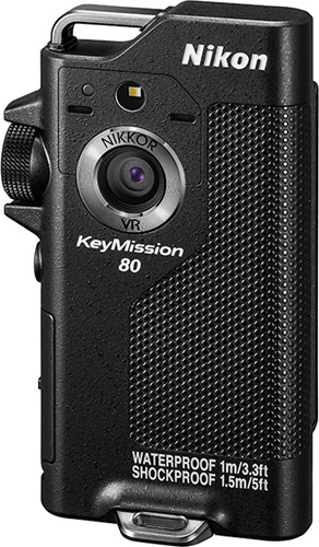 "Nikon Action Camera ""KeyMission 80"""