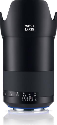 Zeiss Milvus 35mm f/1.4 ZE Lens for Canon EF