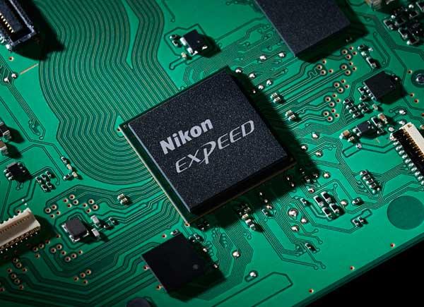 Nikon D850: EXPEED 5 image processing engine