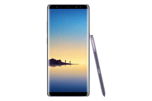 Samsung Galaxy Note8 – Orchid Grey