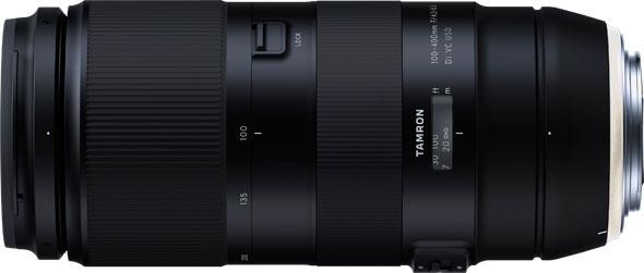 Tamron 100-400mm F4.5-6.3 Di VC USD (Model A035) for Canon