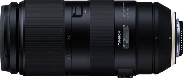 Tamron 100-400mm F4.5-6.3 Di VC USD (Model A035) for Nikon DSLR