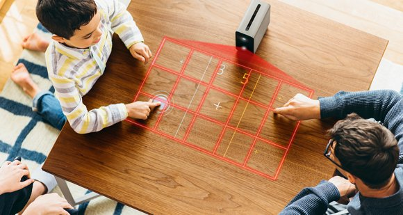 Sony Xperia Touch: Infrared Touch: Image Courtesy of Sony