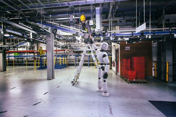 Panasonic: Robotics on the factory floor: Image Courtesy of Panasonic