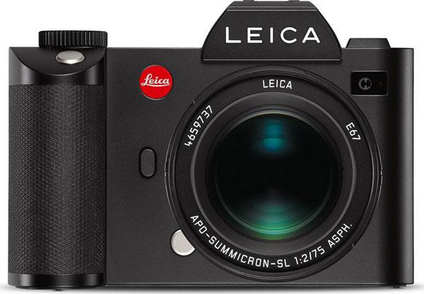 Leica SL (Typ 601) Camera with APO-Summicron-SL 75 mm f/2 ASPH.