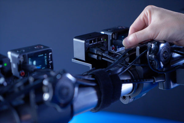 Sony RX0 Wired Multi-View Shooting with Camera Control Box