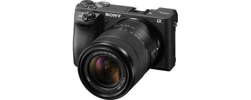 Sony E 18-135mm F3.5-5.6 OSS APS-C Zoom Lens