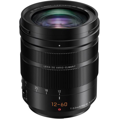 Panasonic: LEICA DG VARIO-ELMARIT 12-60mm/F2.8-4.0 ASPH. (model H-ES12060)