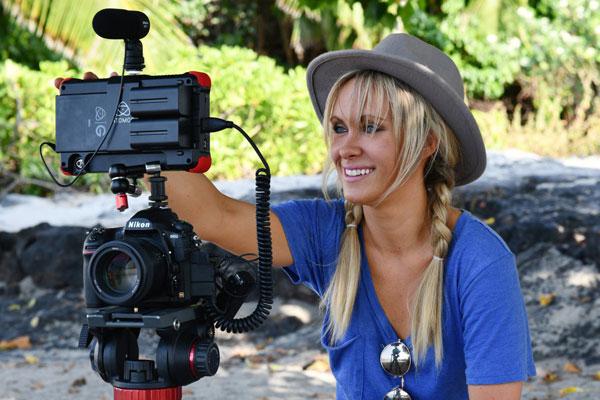 Nikon Ambassador @iamDIXIEDIXON uses the new D850 Filmmaker's Kit to capture impressive 4K UHD #video: Image Courtesy of Nikon