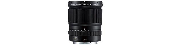 FUJINON Lens GF23mm F4 R LM WR