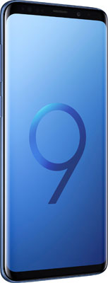 Samsung Galaxy S9+, Coral Blue