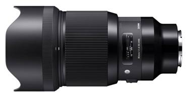 SIGMA 85mm F1.4 DG HSM | Art for Sony E Mount