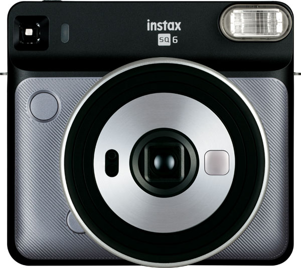Fujifilm Instax® SQUARE SQ6, Graphite Gray