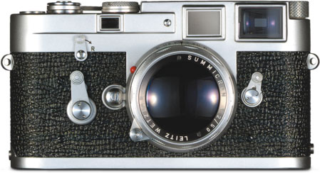 In 1954, Bruce Davidson bought his first Leica M3.