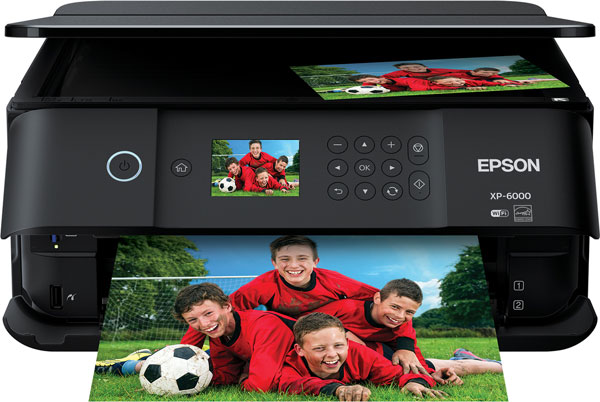 Epson Expression XP-6000 Small-in-One Printer
