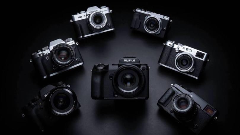 Fujifilm X Series Cameras