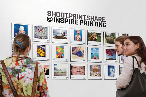 FUJIFILM Inspire Printing Photo Exhibition