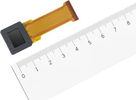 Sony 0.5-type OLED Microdisplay ECX339A