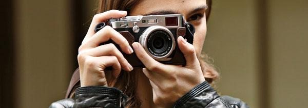 Fujifilm X100F: Image Courtesy of Fujifilm