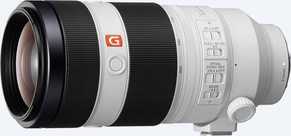 Sony FE 100-400mm F4.5-5.6 GM OSS (SEL100400GM)