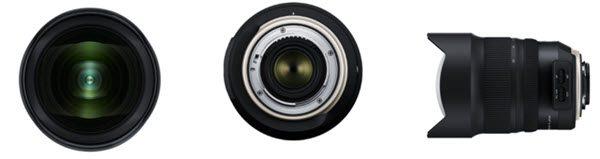 Tamron SP 15-30mm F/2.8 Di VC USD G2 (Model A041): Lens exterior