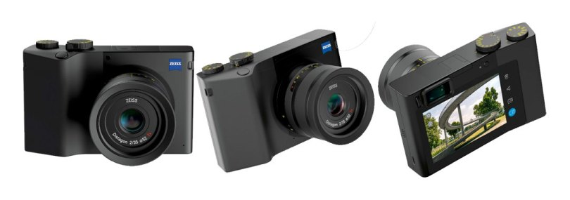 The ZEISS ZX1 Mirrorless Camera Features 37.4MP on a Full-Frame Sensor,  Fixed 35mm F2 Lens and Allows In-Camera RAW Image Processing Using Adobe  Photoshop Lightroom CC – Photoxels
