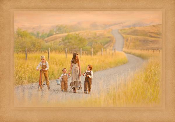 Kathy Wierda - Loving the Country Life