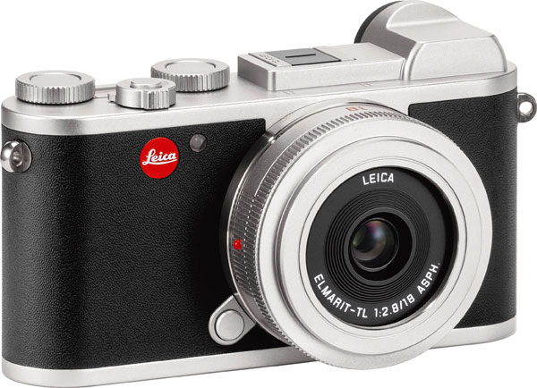 Leica CL Silver Prime Kit (#19313) includes the CL Silver camera and Elmarit-TL 18mm f/2.8 ASPH silver lens. The kit represents a savings of $295 when compared to purchasing the items separately.