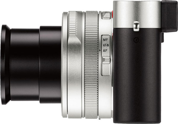 Leica D-Lux 7 Side View