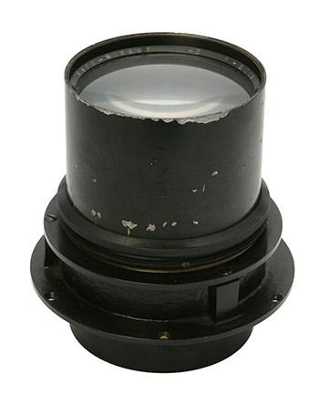 Nikon: Aero-Nikkor lens in 1933