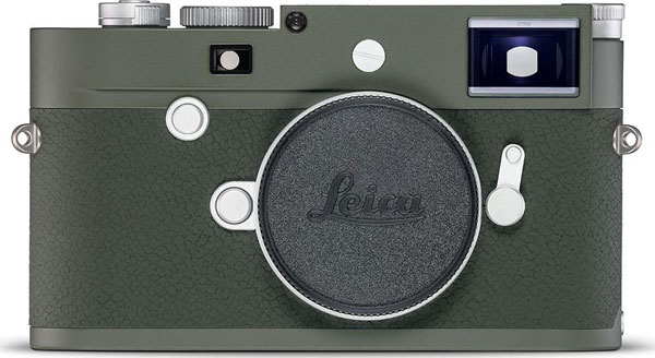 Leica M10-P Edition 'Safari': body only