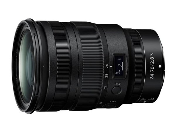 NIKKOR Z 24-70mm f/2.8 S Zoom Lens