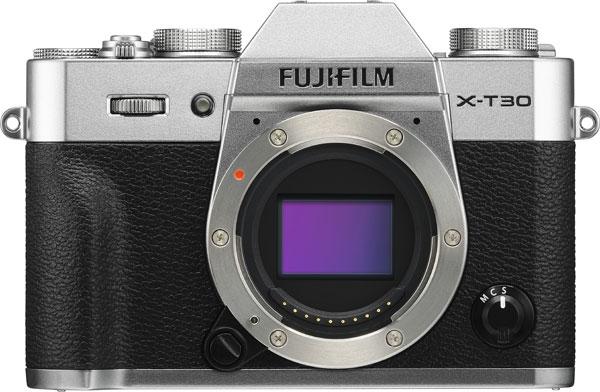 FUJIFILM X-T30, Silver