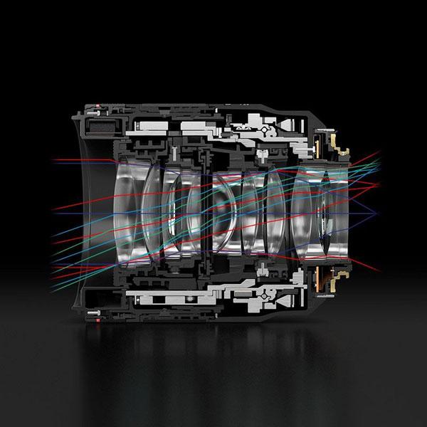 Canon RF lens mount