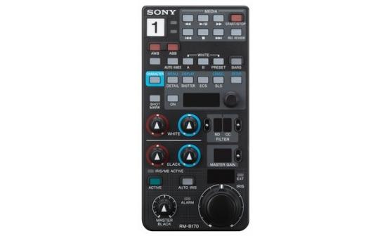 Sony RM-B750 remote-control unit