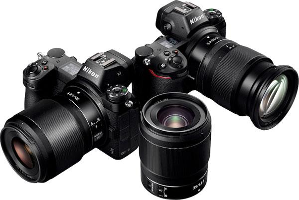 Nikon Z mount system*
