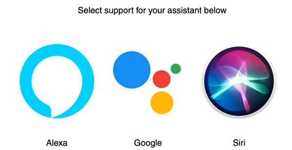Voice-activated, hands-free printing is now available using Alexa, Siri® and Google Assistant.