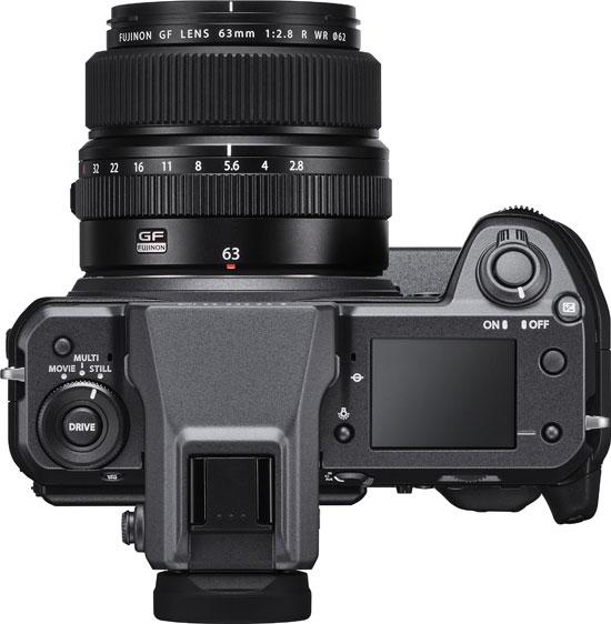 Fujifilm GFX100 + Fujinon GF63mmF2.8 R WR