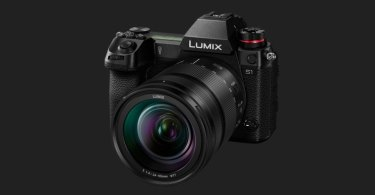 Panasonic S1 with 24-105mm F4 lens