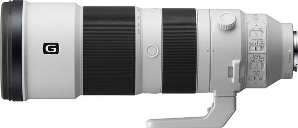 Sony FE 200-600mm F5.6-6.3 G OSS