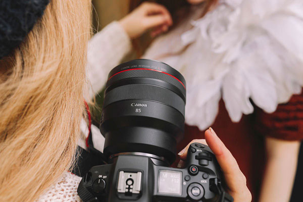 Canon RF 85mm F1.2 L USM: Image Courtesy of Canon