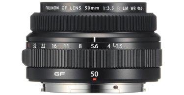 FUJINON GF50mmF3.5 R LM WR
